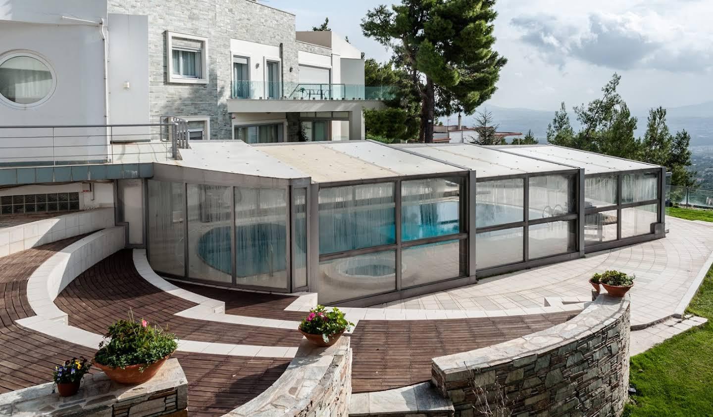 Propriété avec piscine Athènes