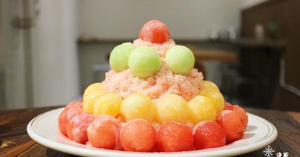 台中一中商圈美食: Bosom Buddies哥倆好~好拍吸睛又健康美味的水果雪花冰