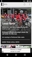 Screenshot of Richmond Times-Dispatch
