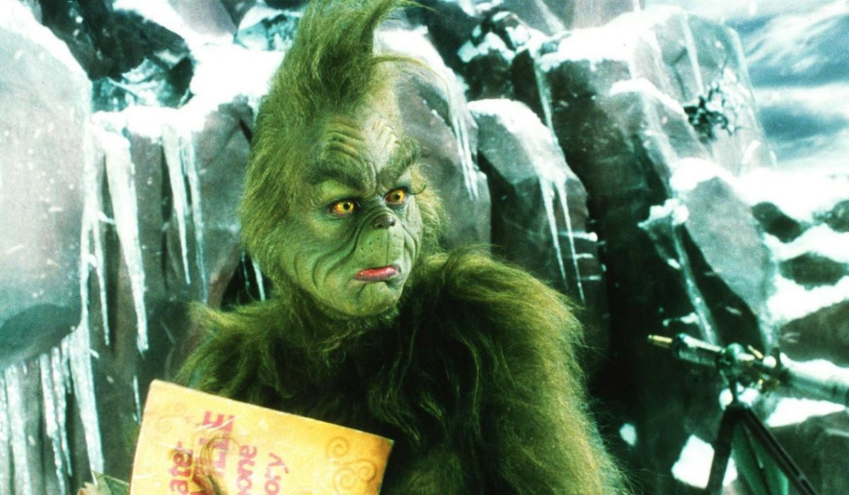 The Grinch – one of the best Christmas movies ever