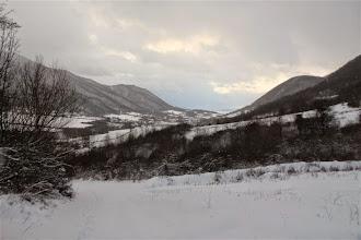 Photo: Varínka oddeľuje Malú Fatru naľavo od Kysuckej vrchoviny