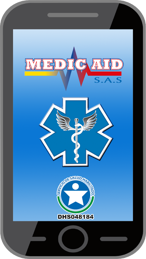 Ambulancias Medic Aid: captura de pantalla