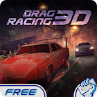 Drag Racing 3D Free icon