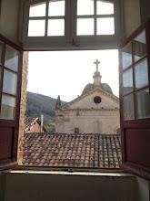 Photo: Vue chapelle depuis bureau-doc