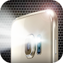 Powerful Flashlight HD with FX icon