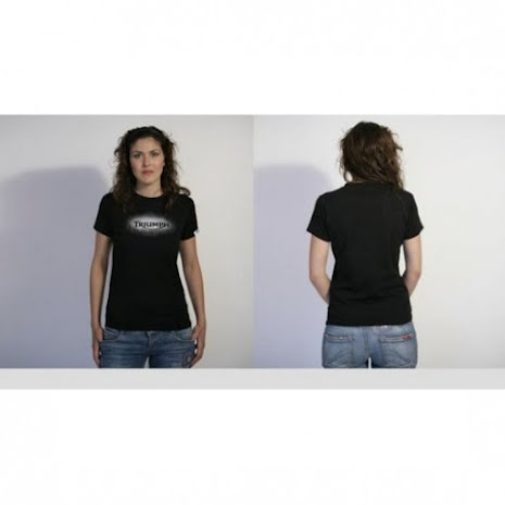 Revers Spray Tee
