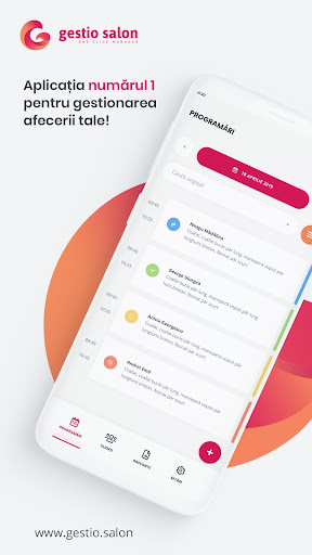 Gestio Salon 1.5.20 screenshots 1