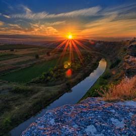 by Krishna & Garuda (Adrian Radu) - Landscapes Sunsets & Sunrises (  )