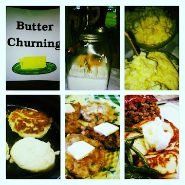 Irish Fried Potato Bread And Irish Butter Recipe