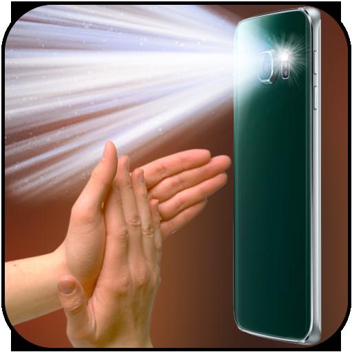 手電筒在拍手 工具 App LOGO-硬是要APP