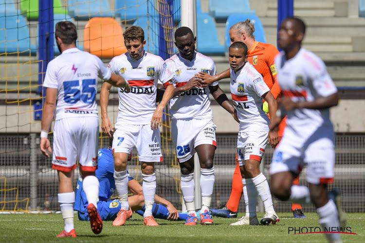 Westerlo annonce un second transfert en ce samedi: un attaquant français