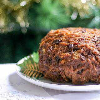 Nana's Christmas Pudding.