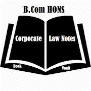 BCom Corporate Law Complete Notes