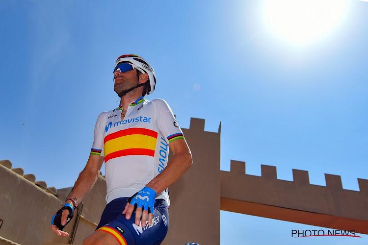Movistar mét Valverde en Mas bezig aan hoogtestage en zonder Roelandts