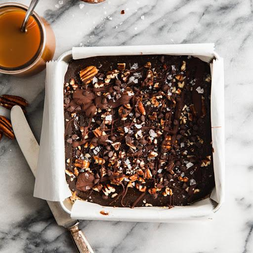 Barres Shakeology sucrées-salées au chocolat et noix