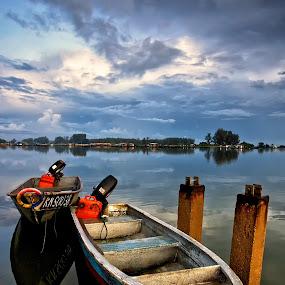 ... brothers by Keris Tuah - Transportation Boats ( keristuah )