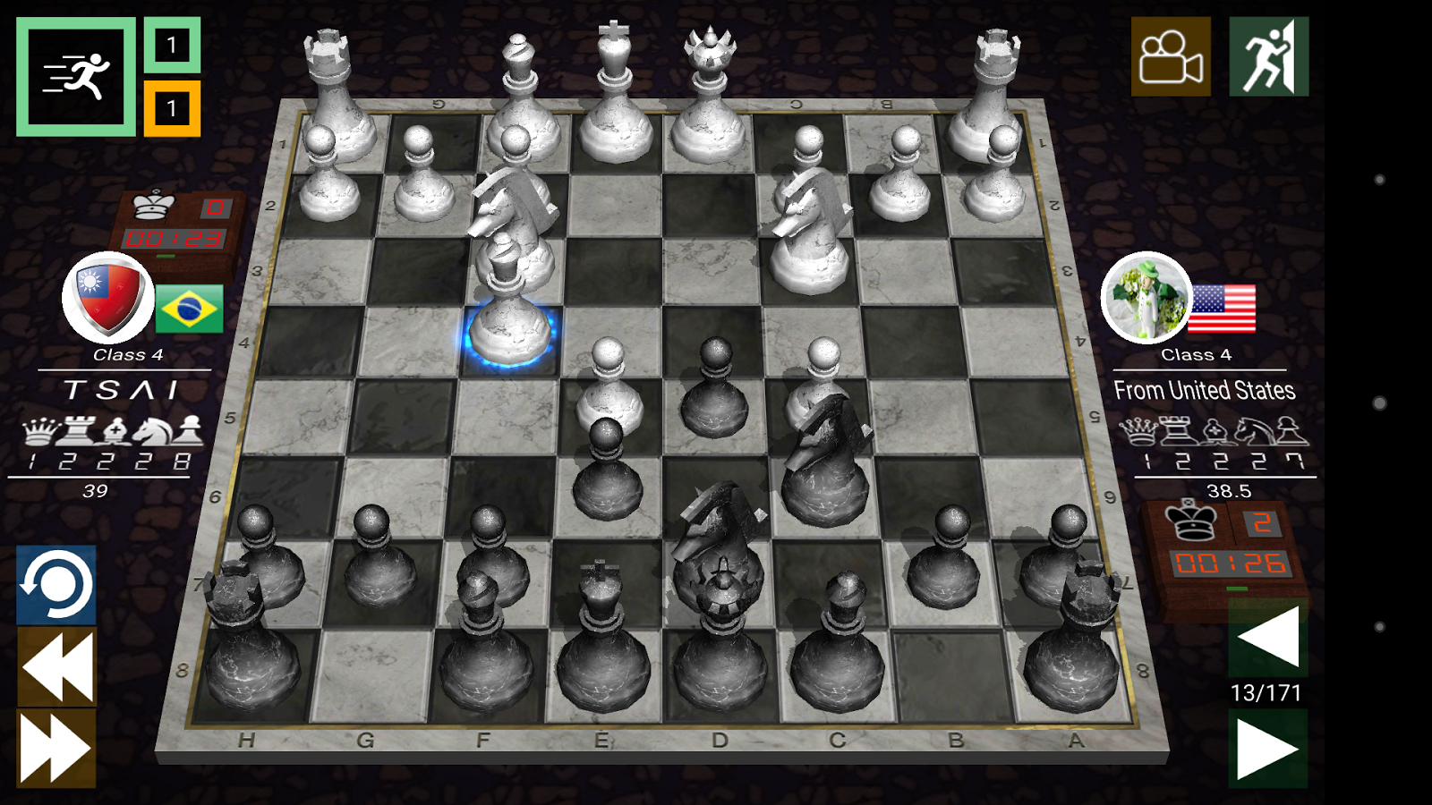 Chess · Play & Learn app in PC - Download for Windows 7, 8 ...