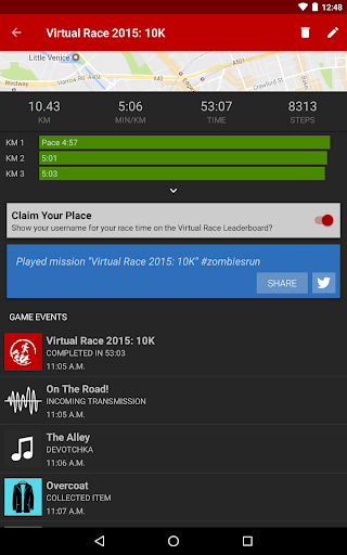 Zombies, Run! (Free) 9.0.8 Screenshots 8