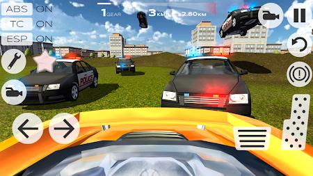 Extreme Car Driving Racing 3D 3.8 screenshot 6345