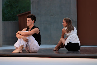 Photo: You've Got Growing Up to Do Choreographer: Jennie Wood Dancers: Ben Atkin, Kylie Wright Photo By: Brian Passey