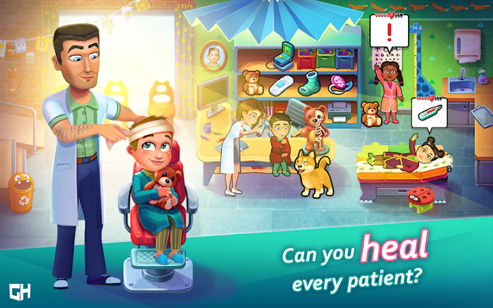 Heart's Medicine Hospital Heat v3.8 [Mod]