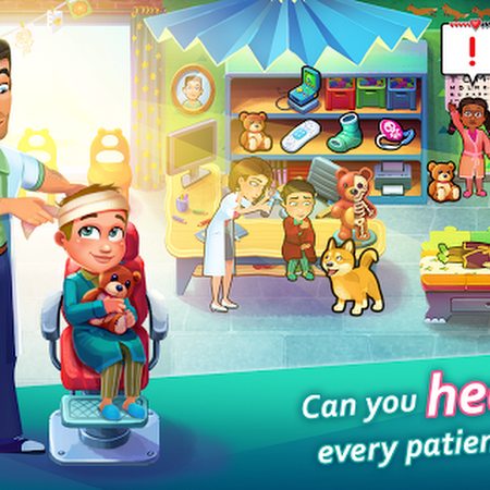 Heart's Medicine Hospital Heat v3.8 [Mod] Apk Mod + Data