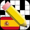 Crucigramas gratis en español icon