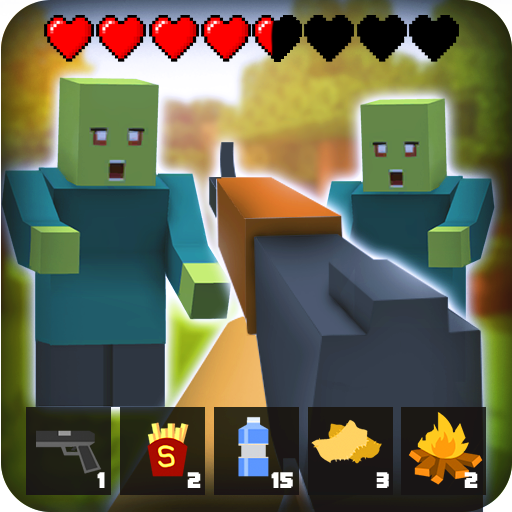 Zombie Craft Survival 3d Free Shooting Game Apps On Google Play