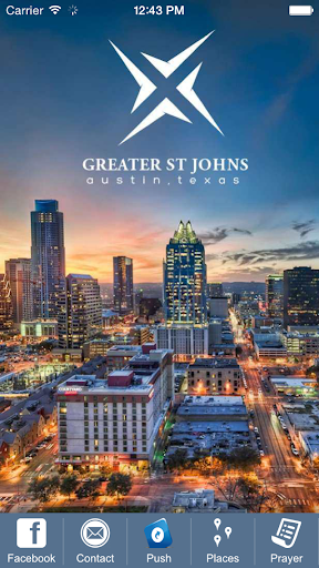 Greater St Johns Austin Texas