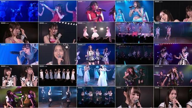 191107 (1080p) AKB48 岩立チームB「シアターの女神」公演 DMM HD