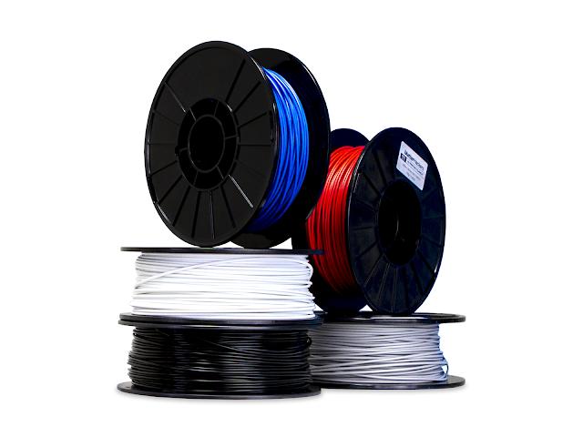 MatterHackers PRO Series 3D Printing Filament Starter Pack 1.75mm