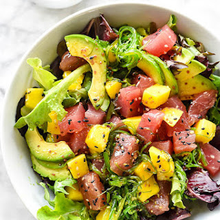 Tuna And Mango Salad Recipes