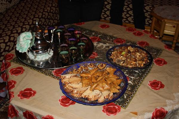 Colazione a Oued Zem di Barbara