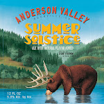 Anderson Valley Summer Solstice Ale