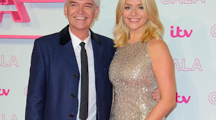 Phillip Schofield nearly vomits on air after NTAs