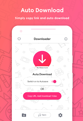Video Downloader For tik tok