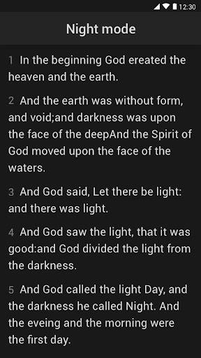 King James Bible (KJV) screenshot 7