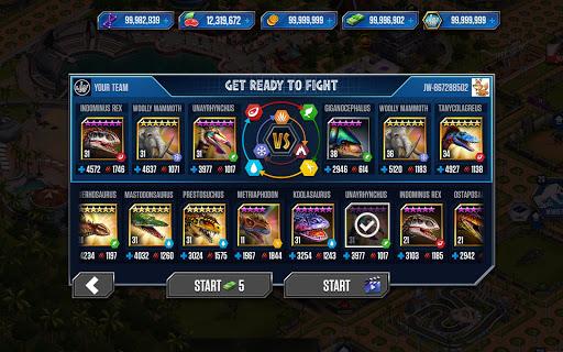 Jurassic World™: The Game screenshot 20