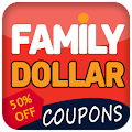 Smart Coupons Family Dollar - Store app