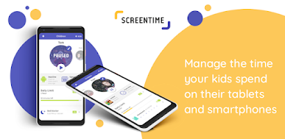 Screen Time Parental Control & Location Tracker - Free Android app