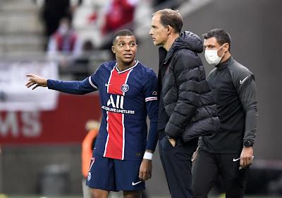 """Mbappé ne marque plus: """"C'est trop long pour nous"""""""