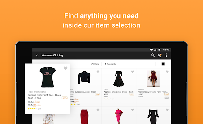 JUMIA Online Shopping APK screenshot thumbnail 7