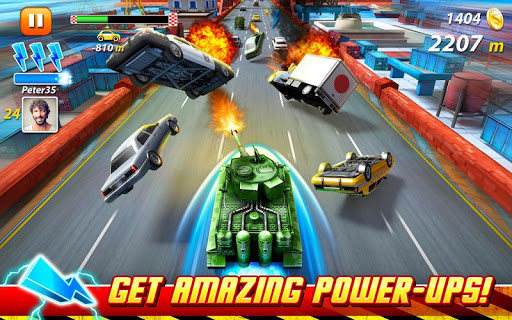 Cars War Race - screenshot