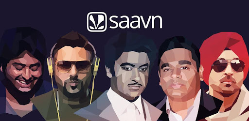 Saavn Music & Radio for PC