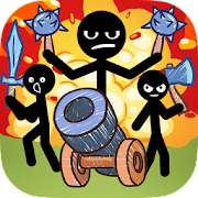 Stickman Royale Battle Simulator