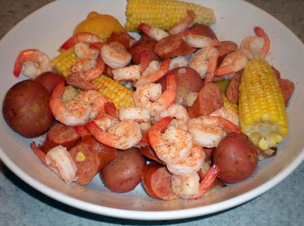 Low Country Boil Recipe