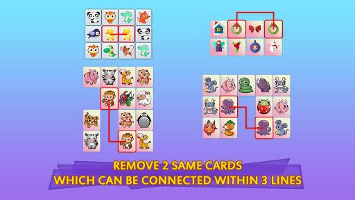 棋類遊戲必備免費app推薦|Twin Fun-Connect Animal Images線上免付費app下載|3C達人阿輝的APP