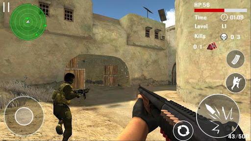 Counter Terrorist Shoot  gameplay | by HackJr.Pw 16