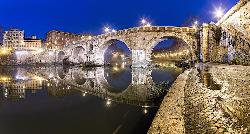 Ponte Sisto, Roma di davide fantasia