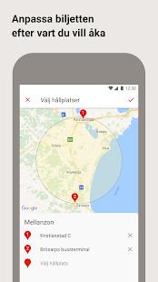 Skånetrafiken - náhled